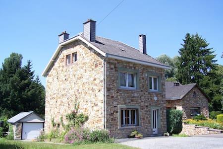 Maison de vacances en Ardennes - Vielsalm - บ้าน