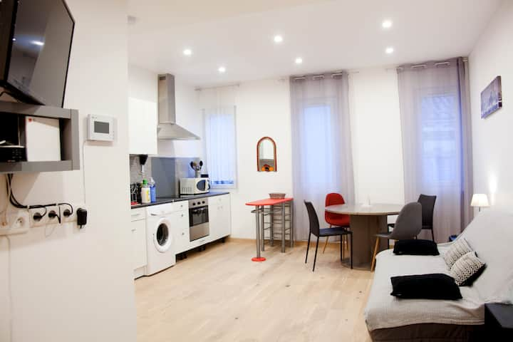 Historical center Apartment 40 square meters