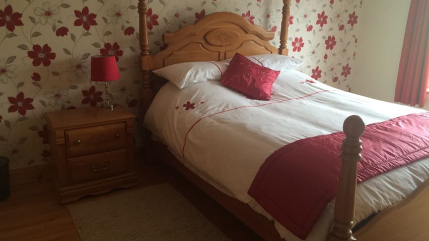 Beautiful Double Room with Ensuite - Abbeyfeale  - Casa