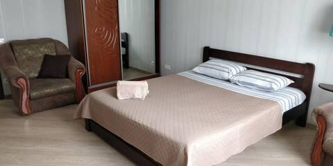 Уютная квартира у моря
