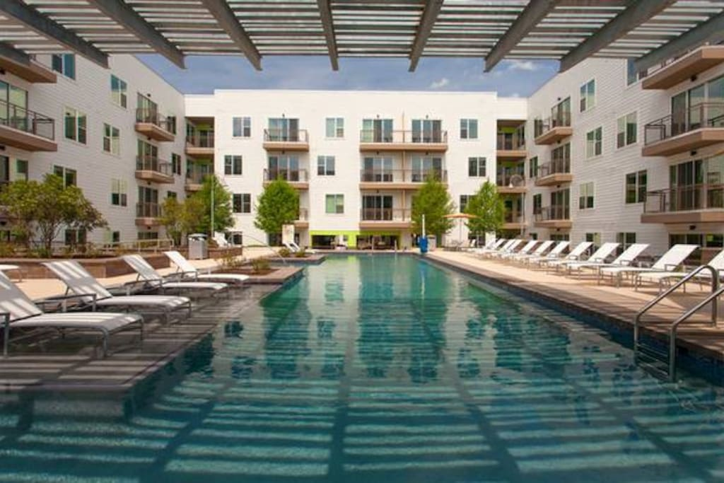 Luxury 1br Near Downtown And University Of Texas Apartments For Rent In Austin Texas United
