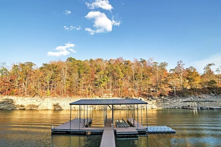 4BR Caryville House w/Norris Lake Views! - Caryville - Ház