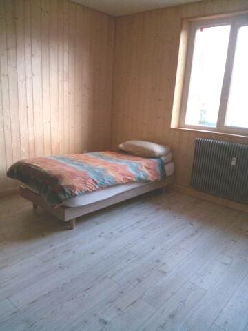 Chambre remis à neuf, spacieuse agréable à vivre