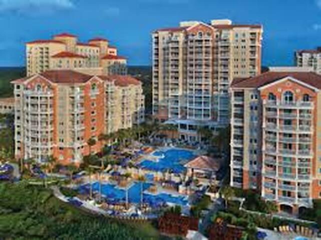 Marriott Oceanwatch Resort - Myrtle Beach SC