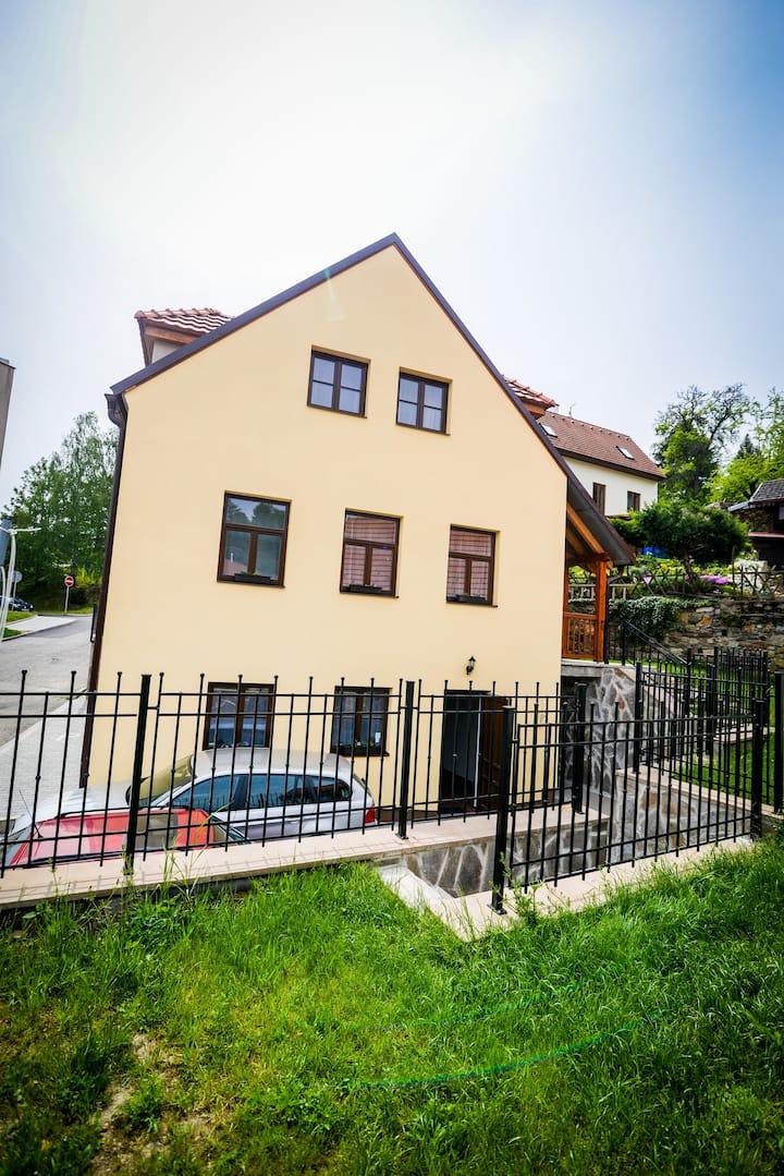 Delanta Apartment Český Krumov