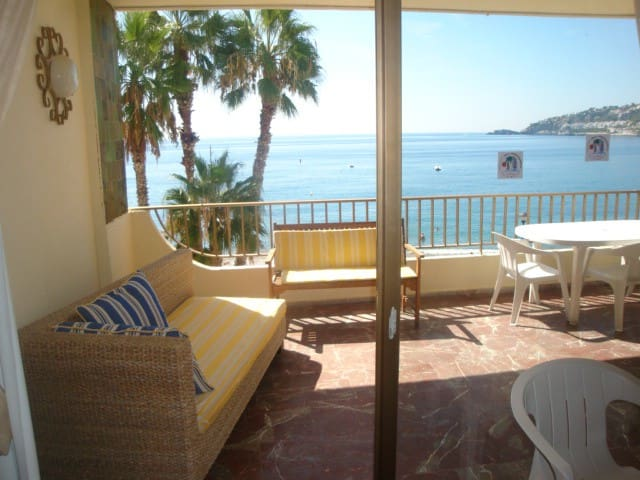 APART AT THE FRONT SEA & BEACH FULL  AIR CONDITION - Almuñécar - Condominium