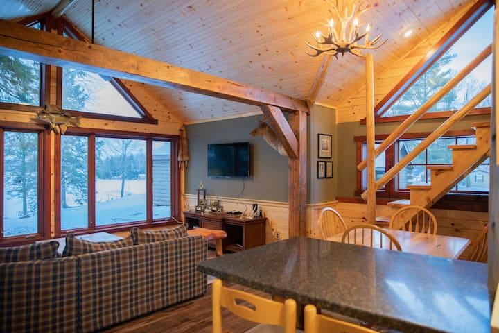 Mercer, WI Beautiful Flambeau Flowage Cabin