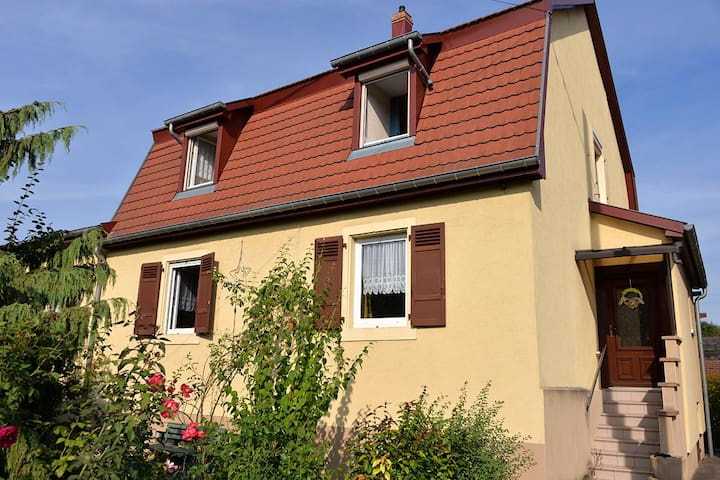 Gîte Amarylluss - Colmar - Hus