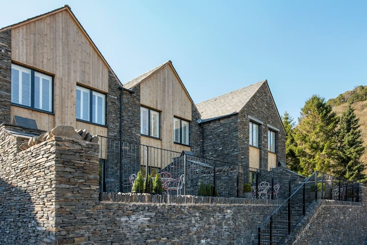 Lake District Swan Nests Luxury Holiday Cottages - Newby Bridge - Hus