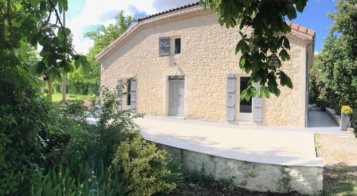 """""""La Grange du prieuré"""" , country-house."""