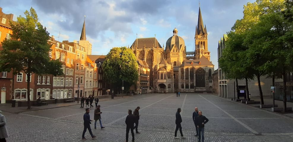 🏆Check out this great place in Aachen🏫