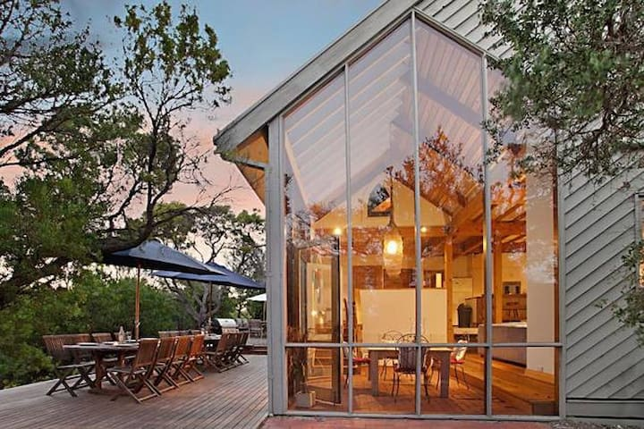 The Dunes Luxury Beach House - Blairgowrie - Lejlighed