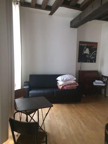 Superbe appartement tout équipé au cœur de Paris