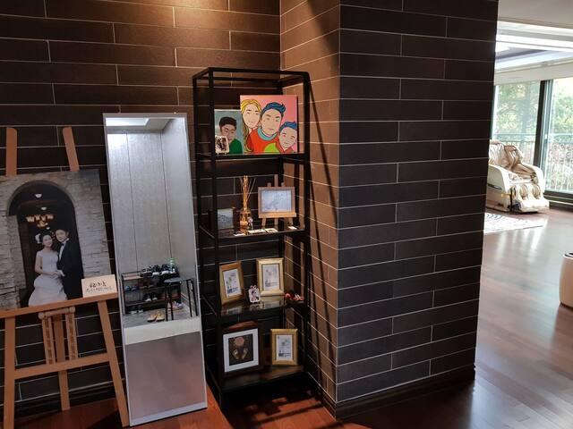 #3 강남역25분, 성복역 도보 10분, 바디프랜드 안마의자제공 ,고급아파트