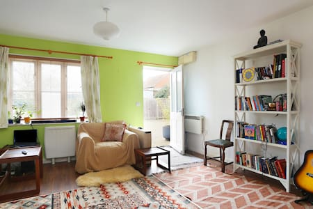 A safe heaven in the heart of Avalon - Glastonbury - Wohnung