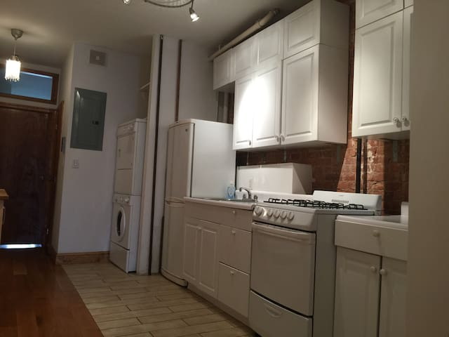 Two bed loft next to Central Park - New York