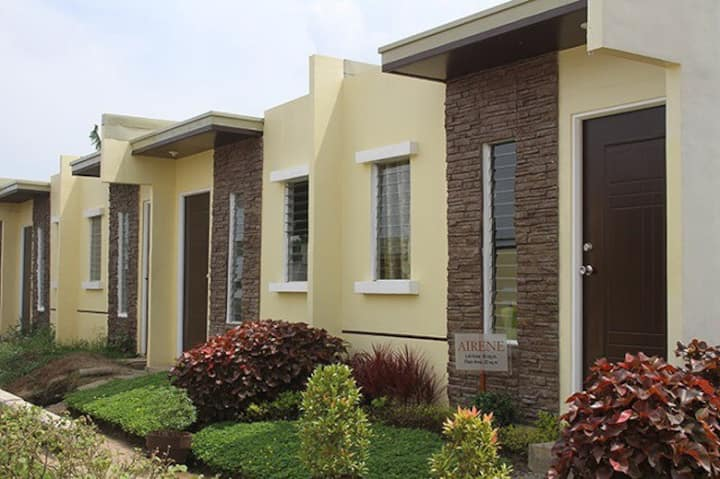 House near Iloilo City and Bucari Pine Forest