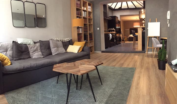Superbe loft de 50 m2 en plein cœur de Bordeaux