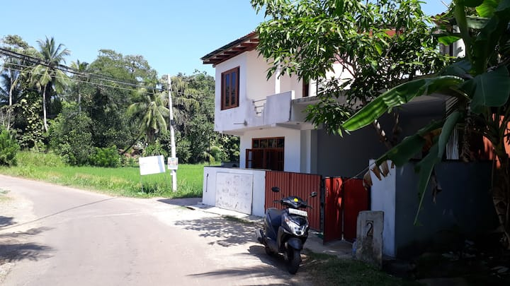 Villa surrounded by nature and close to the beach
