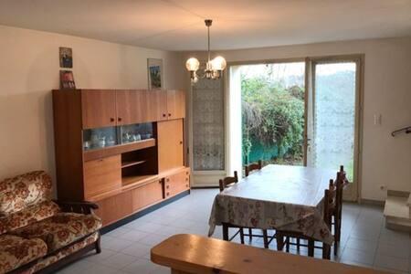 Chambre partagé maison calme