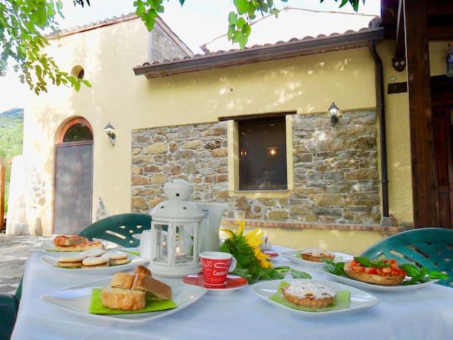 Villa Rizzo Stanza privata Magnolia con parcheggio
