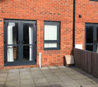 New Two Bedroom Town House in Marina Development