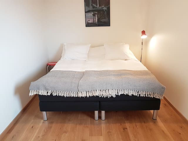 King Size Bed. Super Comfortable