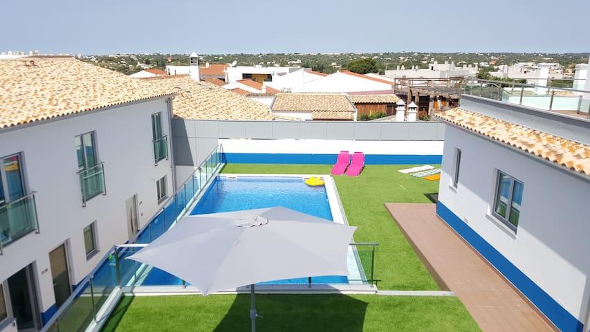 Appartement de standing I piscine - Pêra - อพาร์ทเมนท์