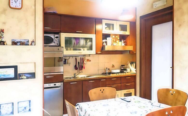 Appartamento arredato compreso utenze