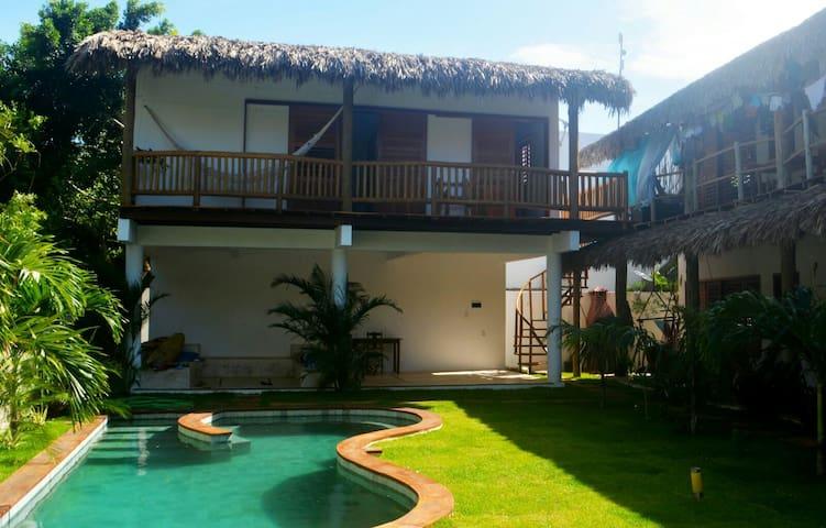 Casa Bons Ventos Jericoacoara - Jericoacoara Beach, Ceará, BR - Huis