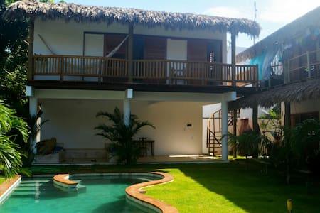 Casa Bons Ventos Jericoacoara - Jericoacoara Beach, Ceará, BR - Casa