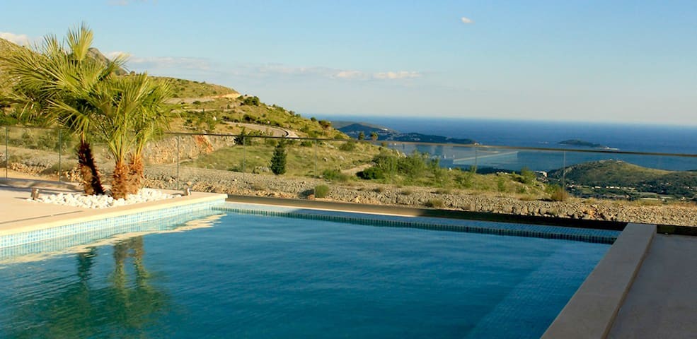 Villa Anna with private infinity pool - Dubrovnik - Ivanica - Villa