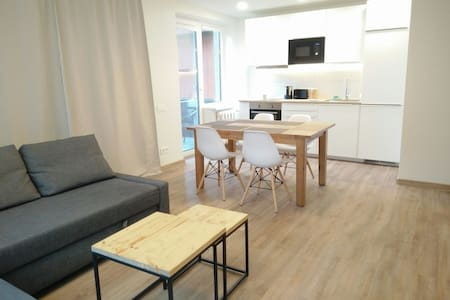 Juodkrante & Neringa  apartment, self check-in/out