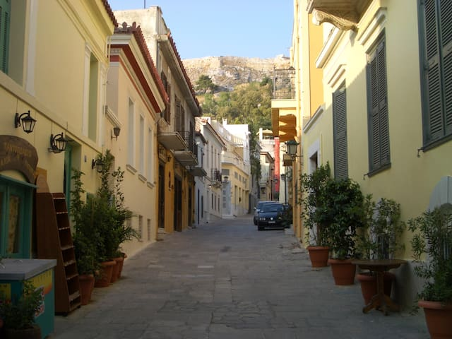 Friedly apartment in center of Athens - Athina - Leilighet