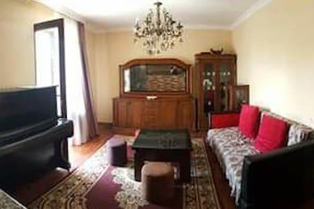 Семейное жилье.Уютное для семьи.Бесплатная стоянка