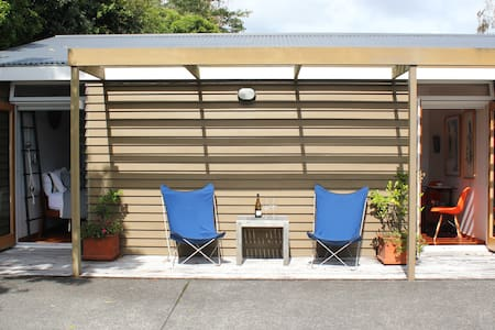 Private & Sunny, 2 Bedroom Remuera Guestsuite