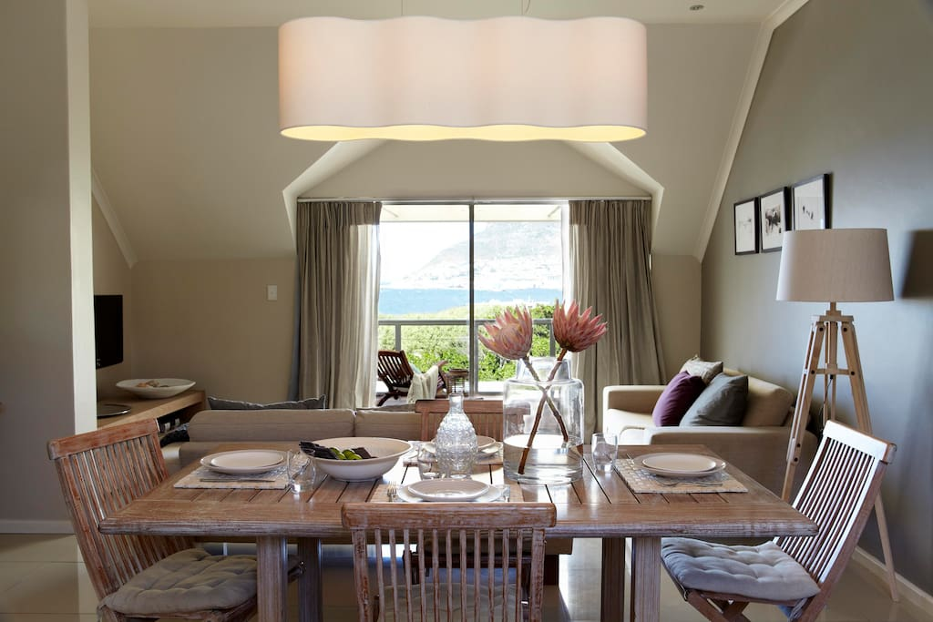 The Beach Penthouse is fully equipped for your self catering stay.