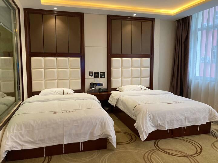 U+如梦一室双床