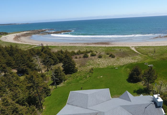 Amazing Home right on the Beach - Musquodoboit Harbour - Huis
