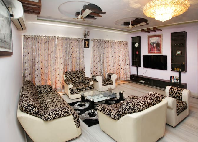 3 BHK Fully Furnished Apartment