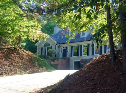 Private entry to first floor suite! - Tega Cay