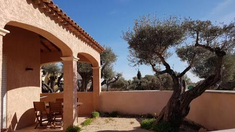 Magnifique Maisonnette T2- Terrasse Jardin Parking