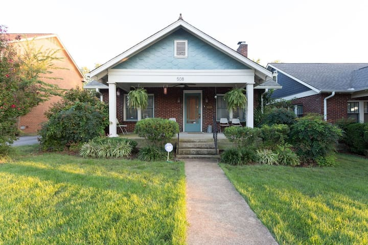East Nashville/Downtown Comfy Home - Nashville - Ev