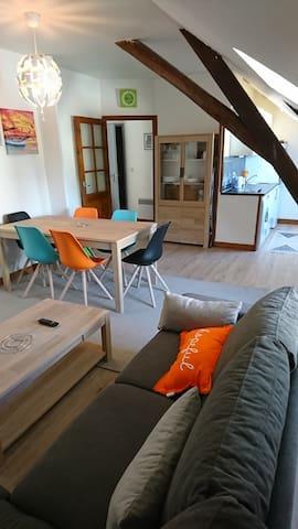 Amboise, appartement calme refait à neuf