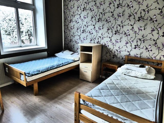 Lovely beds - close to Copenhagen - Landskrona - Apartment
