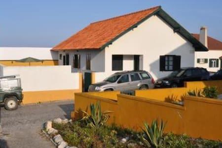 Casa Rústica à Beira-mar - Marinha Grande