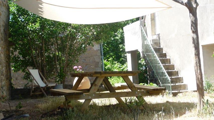 Appartement dans Maison de Caractère - Ardèche - Lejlighed