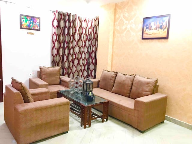 3bhk, Party, One spot solution, relax, surprise