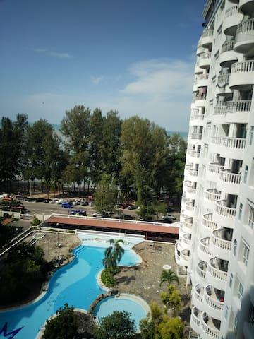 Melacca Homestay Apartment - Tanjung Kling - Pis