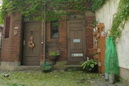 artisan atelier in a lovely old brickhouse - Fürth - Bed & Breakfast